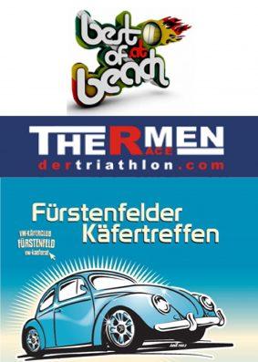 Events Freibad